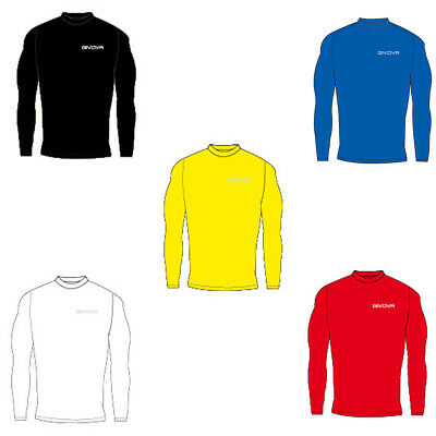 Mens Long Sleeve Shirt Compression Base Layer Slim Top Shirt Sport Clothing Gear