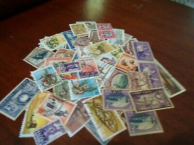 Collection lot 50+ different stamps of South West Africa SWA