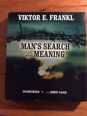Man's Search for Meaning by Viktor E Frankl (author)