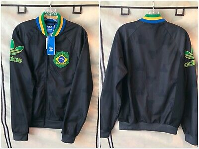 ADIDAS TRACK JACKET Brazil Limited 'All Time Greatest