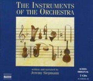 The Instruments Of The Orchestra - SIEPMANN JEREMY [7x CD]