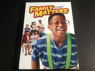 Family Matters The Complete First Season 1 (  Dvd  )