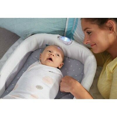Bassinet Bed Portable Baby Infant Sleeper Baby Bed