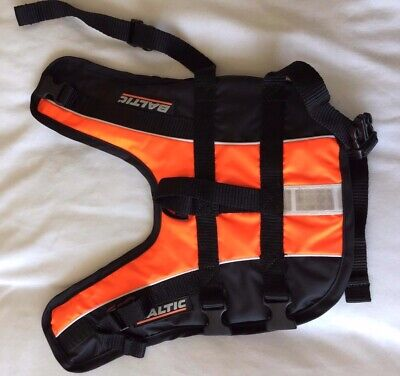 Baltic Pet Dog Buoyancy Aid Size Xs (0-3 Kg) - Used Once - High Visability