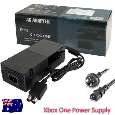 AC Adapter Wall Charger Power Supply Cable Cord for Microsoft Xbox One Console