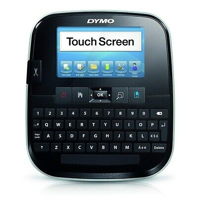 DYMO LabelManager 500TS Touchscreen Label Maker Printer