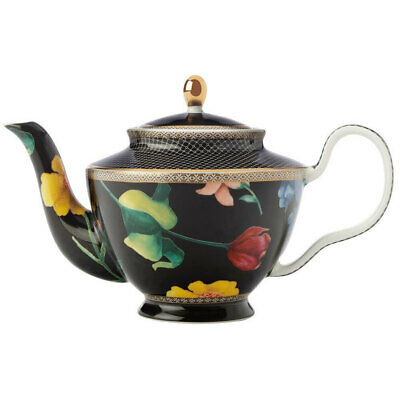 Maxwell & Williams Teas & C's Contessa 500ml Teapot w/Stainless Steel Infuser BK