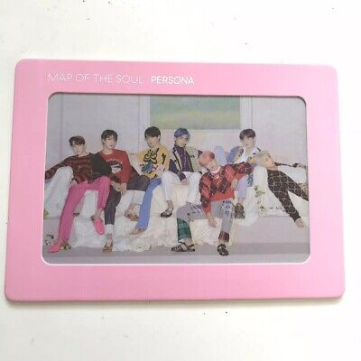 Bts-Map Of The Soul Persona Big Hit Shop Pre-Order Benefit Aurora Photo Frame V4