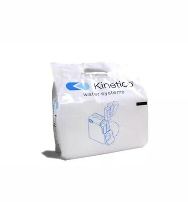 COLLECTION ONLY kinetico Block Salt for water softener
