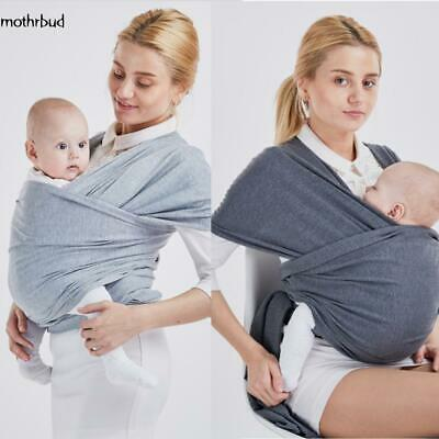 Adjustable Infant Baby Carrier Wrap Sling Newborn Backpack Breathable 0-3 Years@