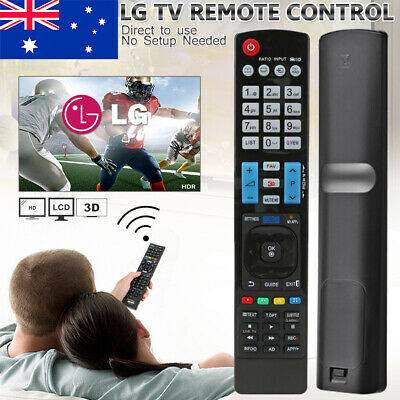 2019 Replacement TV Remote Control For LG AKB73615309 47LM6200 55LM7600 HD LED