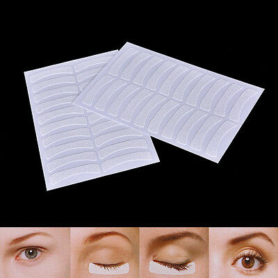 40X of Eyelash Pad Lash Extension Tinting Under Eye Lint Free Pads Patches