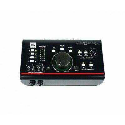 JBL - M-Patch Active-1 - Precision Monitor Control
