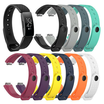 Wristband Silicone Band Bracelet For Fitbit Inspire/Inspire HR Sport Strap New