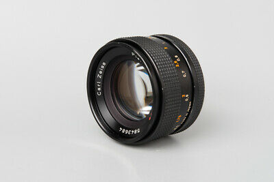 Contax Carl Zeiss Planar 50mm f/1.4 F1.4 T* MMJ Manual Focus lens For CY Mount
