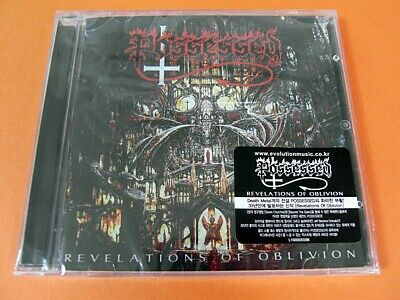 POSSESSED - Revelations Of Oblivion CD (Sealed)