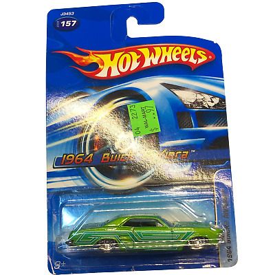 Verde Hot Wheels 1964 Buick Riviera #157
