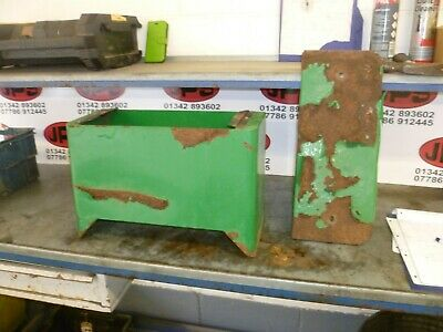 Battery box / compartment / casing  X Ransomes Fairway 300 mower .£40+VAT