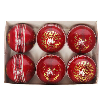 Cricket Leather Hard Ball - GRADE A - HAND STITCHED - 50 Overs - MCC Standard