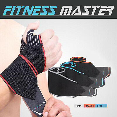 Wrist Support Compression Wrap Strap Thumb Hand Brace Protector Carpal Tunnel