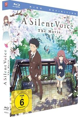A Silent Voice - Deluxe Edition [Blu-ray Disc]