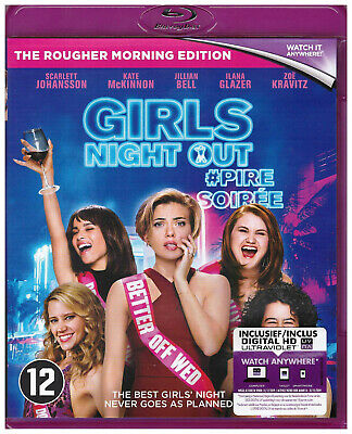 Girls Night Out : Pire Soiree (Blu Ray)