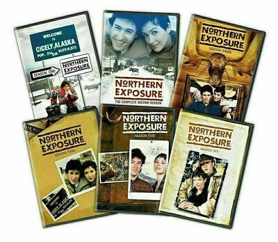 Northern Exposure Season 1-6 DVD Box Set Complete Series Collection 1,2,3,4,5,6