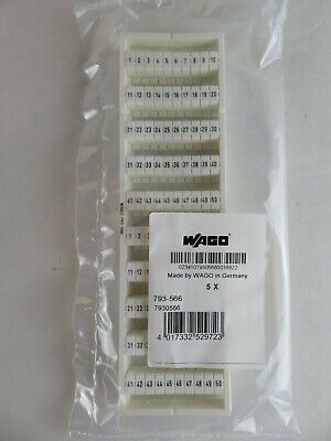 New Wago 793-566 (Package Of 5) 793-566 7930566 793566 793 566