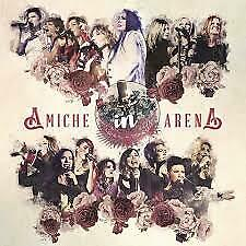 162714 Various Artists - Amiche In Arena -2cd+dvd (CD x 2) |Nuevo|