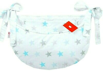 Nursery Baby Cot Tidy Organiser for Cot// Cotbed// Cot Bed