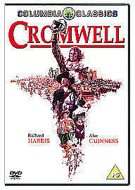 CROMWELL - The Oliver Cromwell True Life Story DVD NEW