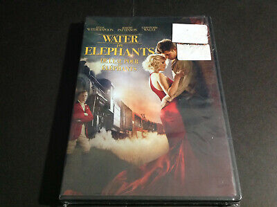 Water For Elephants   (  Dvd )  Reese Witherspoon  Robert Pattinson