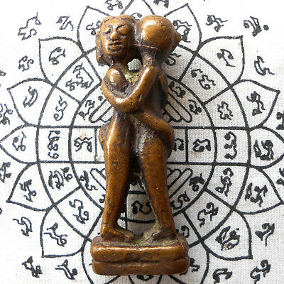 Powerful Holy Thai Amulet INN Man & Woman Love Erotic Sexual Attraction Charms