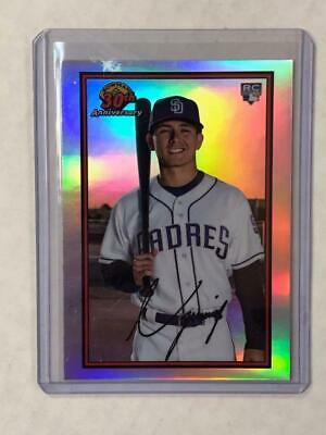 LUIS URIAS 2019 Bowman 30th Anniversary REFRACTOR RC #B30-LU! INVEST NOW!