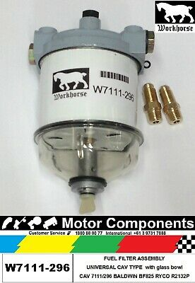 Fuel Filter For INTERNATIONAL B250 New B275 Part Number-R2132P Ryco