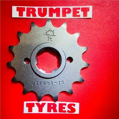 JT 15 Tooth Steel Front Sprocket 520 Pitch Conversion JTF1516.15