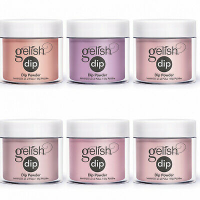 *New Colors Gelish Dip SNS Dipping Powder The Color of Petals Collection 23g
