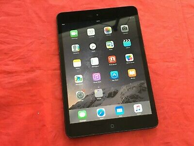 Apple iPad Mini 1st Gen. 32GB, Wi-Fi, 7.9in - Black/ Slate. - Ref G507
