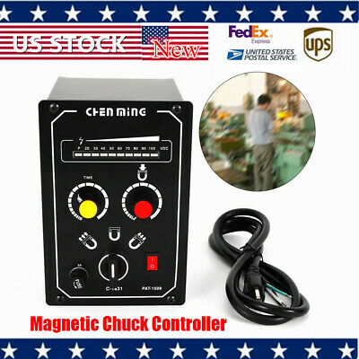 Long life Additional Electromagnetic Chuck Controller Adjustable Magnetic Force