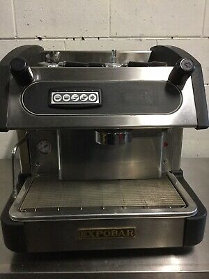 Commercial Expobar Elegance Single Group Espresso Coffee Machine Refurbished