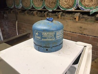 Genuine Campingaz 904 Gas Cylinder FULL Bottle tank  Butane camping calor gaz