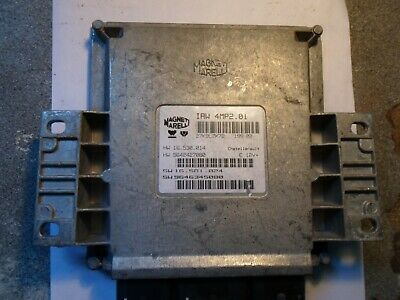 PEUGEOT 307 2 0 ECU IAW4MP201 IAW 4MP2 01 9646345080 9642427080