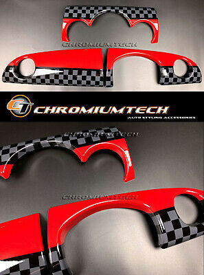 MK1 MINI Cooper/S/ONE JCW R50 R52 R53 JCW Style Dashboard Cover for RHD