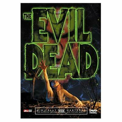 Evil Dead The Abe On DVD With Bruce Campbell Horror Very Good E65