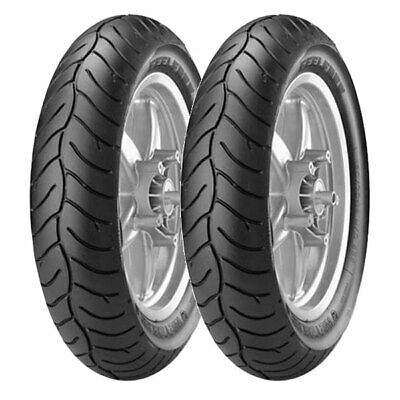 Coppia Gomme Metzeler 120/70-14 55S Feelfree + 120/80-16 60P Feelfree Dot 2015