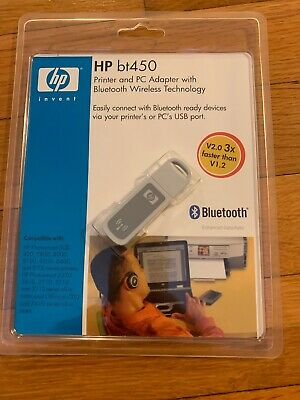 HP BT450 BLUETOOTH WIRELESS PRINTER ADAPTER WINDOWS 8 DRIVERS DOWNLOAD