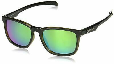 56612ca73a06 Peppers Unisex Hat Trick Sunglasses, Adult, Brown Polarized w. Emerald  Green Mir