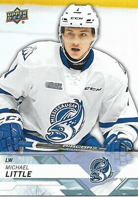Michael Little #155 - 2018-19 CHL - Base - Mississauga Steelheads