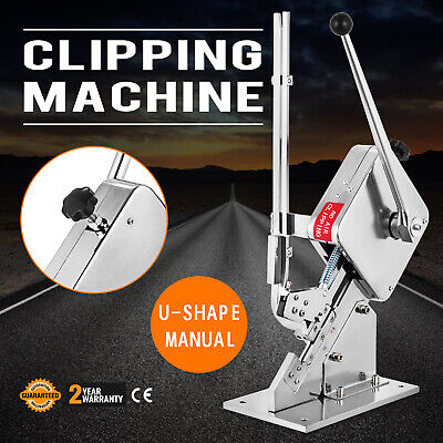 Sausage Clipping Clipper Packing Machine SU-50 U-shape Weighing Quality Package