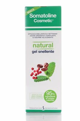 nuovo SOM snellente NATURAL GEL 250ml